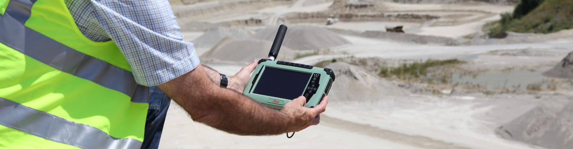 Leica CS25 GNSS plus