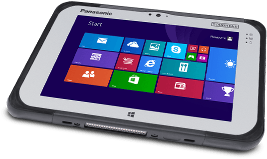 Tablette ToughpadFZ-M1